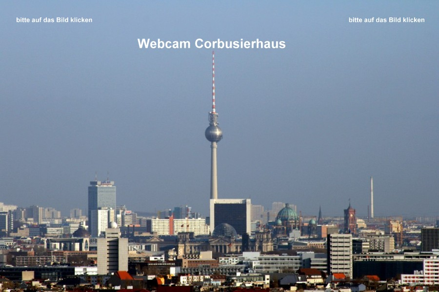 Webcam Corbusierhaus